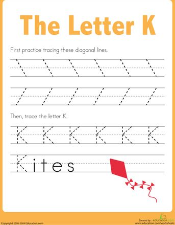 letter a tracing sheet practice tracing the letter k awesome and 17670 | 3f2c8369b5fabf66537ce3613956fc51