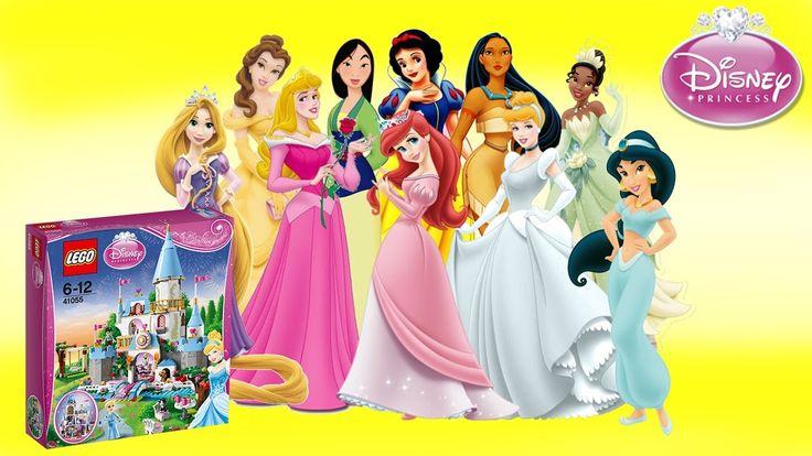 Il Castello Della Principessa Disney, Giochi per Bambini