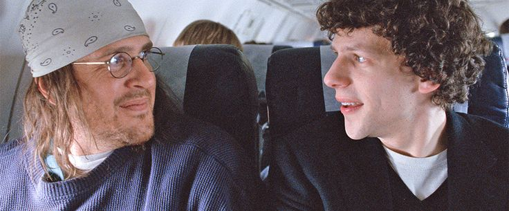 Jason Segel is playing the late author David Foster Walllace. Jesse Eisenberg is playing David Lipsky in the film - The End of the Tour, directed by James Ponsoldt