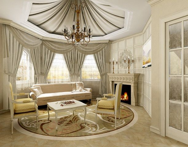 Classic Living room Designs http://ideashomeinterior.com/classic-living-room-design.html