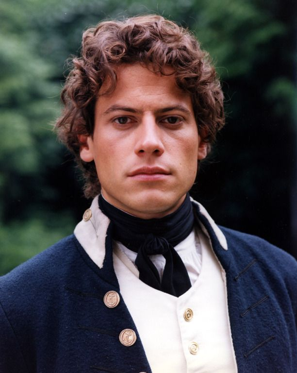 Horatio Hornblower. I love this tv series.