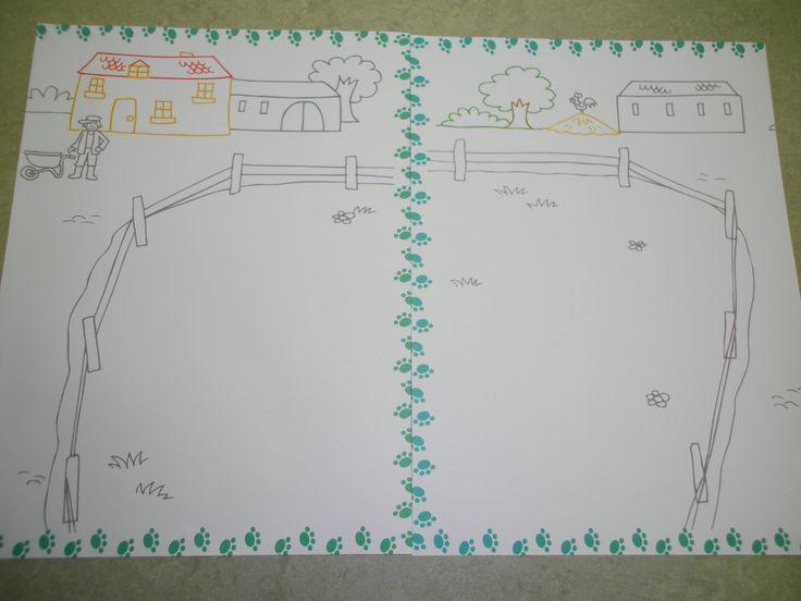 Boerderij - achtergrond *liestr*