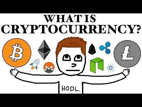 cryptocurrency the future of finance and money