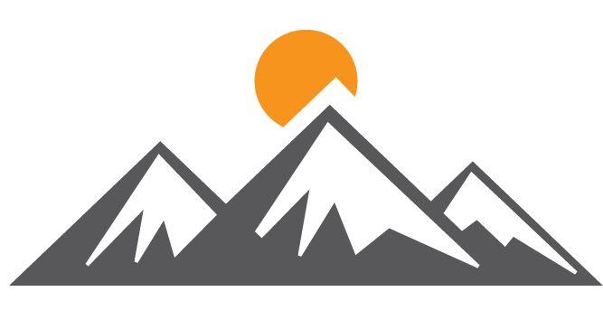 mountains | Mile High Rides - Logo concepts | Pinterest ...