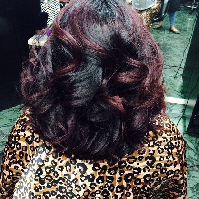 Love this cut an color