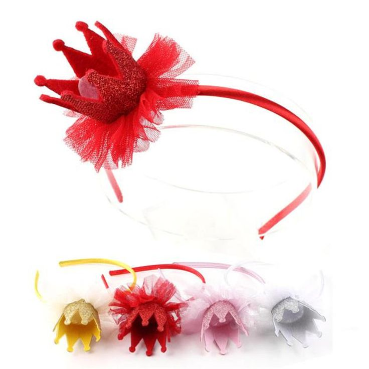 Delicate 2016  kids hair accessories haiebands  Baby Girl Crown Headband Children Hair Accessories nor160810 wholesale #>=#>=#>=#>=#> Click on the pin to check out discount price, color, size, shipping, etc. Save and like it!