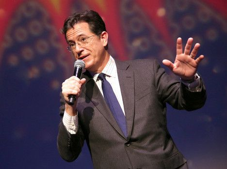 awesome Rankings for 'The Previous Due Present' plunge due to Stephen Colbert's liberal humor