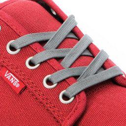 Vans Chukka Low Scarlet Canvas & Gum Shoe