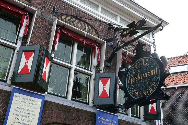 Spaander Hotel, Volendam