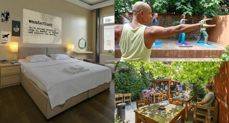 Hostels that offer yoga & mindful activities to help you get high as a kite on those endorphins & meet other travellers! Copenhagen Miami San Fran Barcelona santorini Budapest