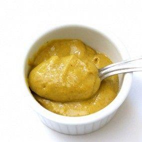 Медово-горчичный соус к курице