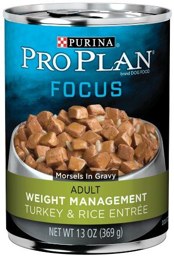 Pro Plan Focus Weight Management Canned Dog Food >>> You can get more details here (This is an amazon affiliate link. I may earn commission from it)