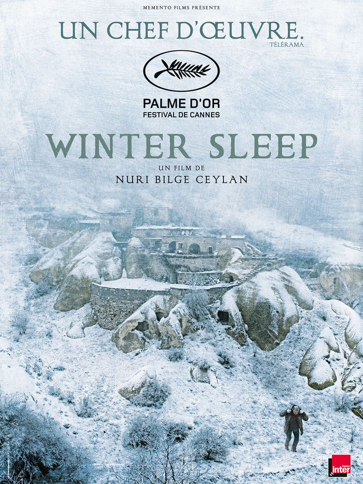 Winter Sleep by Turkish director Nuri Bilge Ceylan,winner of Palme d'Or at 2014 Cannes Film Festival