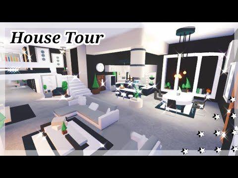 Modern Tree House Tour Roblox Adopt Me Attanasio Youtube Modern Tree House Cute Room Ideas Cool House Designs