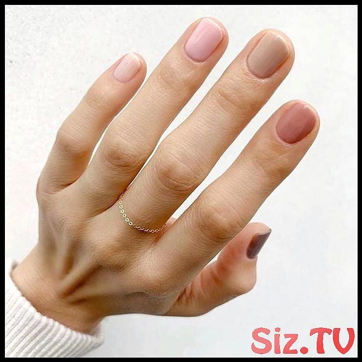 Farbverlaufsnägel sind der schönste Maniküretrend für die frühen …   – Nail Design