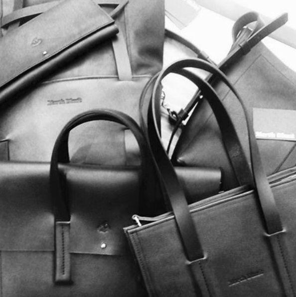 #martindhust #leatherbags #madeinmtl #RobAbankColletionTheSequel #minimal: