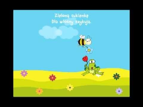 Śpiewające Brzdące - Idzie wiosna (Tekst)