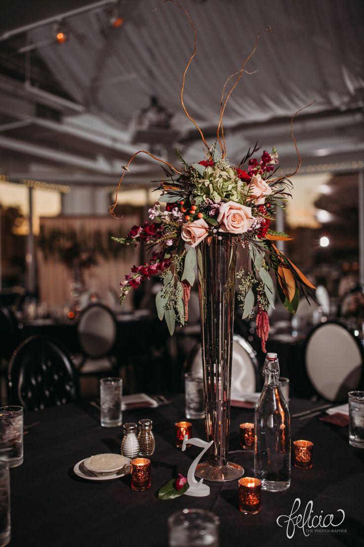 Rustic And Elegant Wedding Making For A Clic Romance Feliciakansas Citywedding Centerpieceswedding Flowerswedding