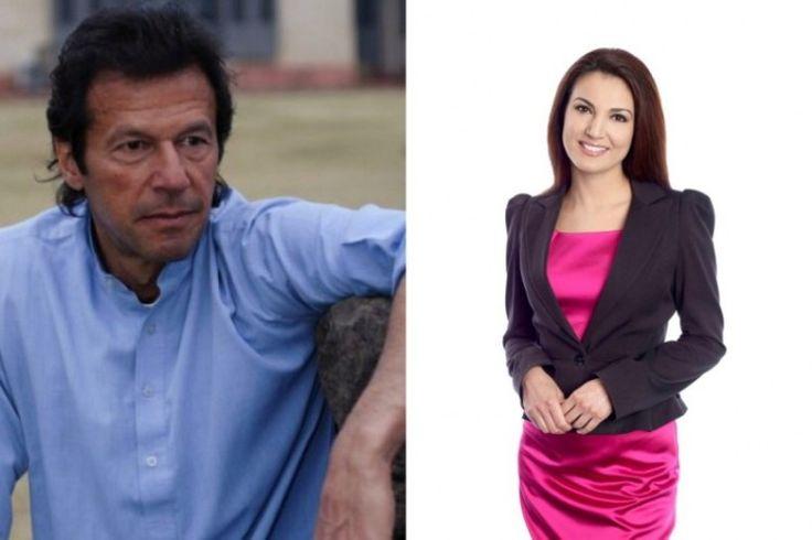Imran Khan Divorced Reham Khan