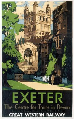 Exeter - Great Western Railway