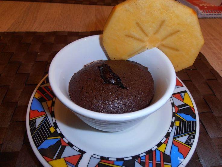 Schokoladenkuchen mit flüssigem Kern à la Italia (Rezept mit Bild) | Chefkoch.de
