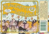 Label van Blanchette de Lorraine
