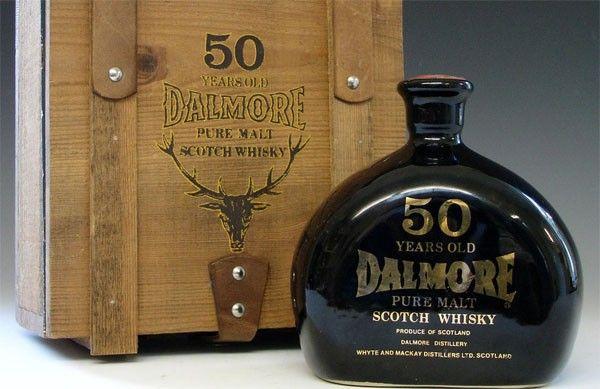 Dalmore 50 yrs old - $11,000