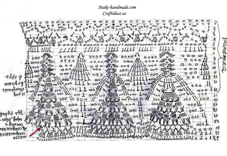 Crochet-cute-summer-lace-tank-top-for-beach-crochet-diagram.jpg (856×590)