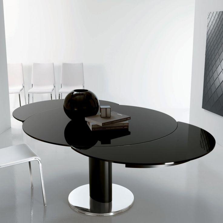 oltre 25 fantastiche idee su design per piano del tavolo su ... - Tavolo Extra Lunga Estensione