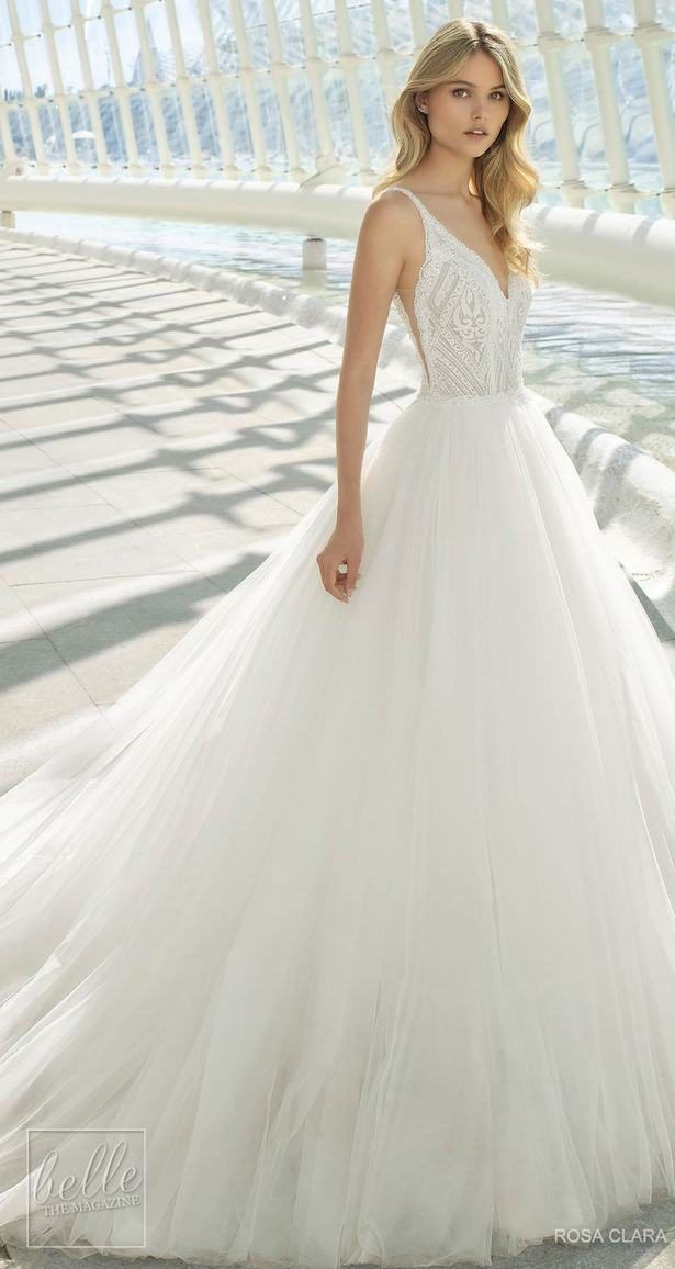 Princess Ball Gown Wedding Dresses For A Fairytale Wedding Belle The Magazine Ball Gowns Wedding Princess Wedding Dresses Ball Gown Wedding Dress