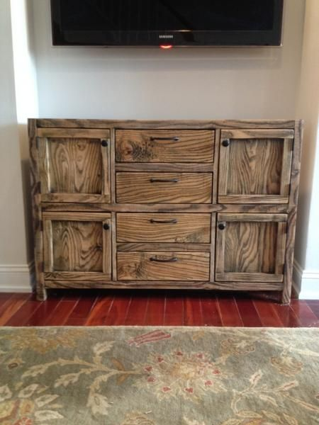 Ash Tv Stand Do It Yourself Home Projects From Ana White