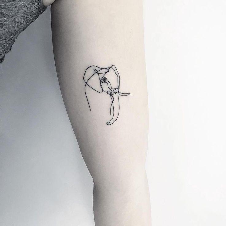 Kleine Tattoos: die schönsten Trends und Motive