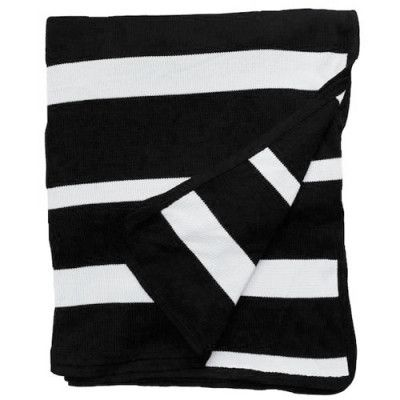 40 Best Throws Images On Pinterest Throw Blankets For The Home Best Black And White Striped Throw Blanket