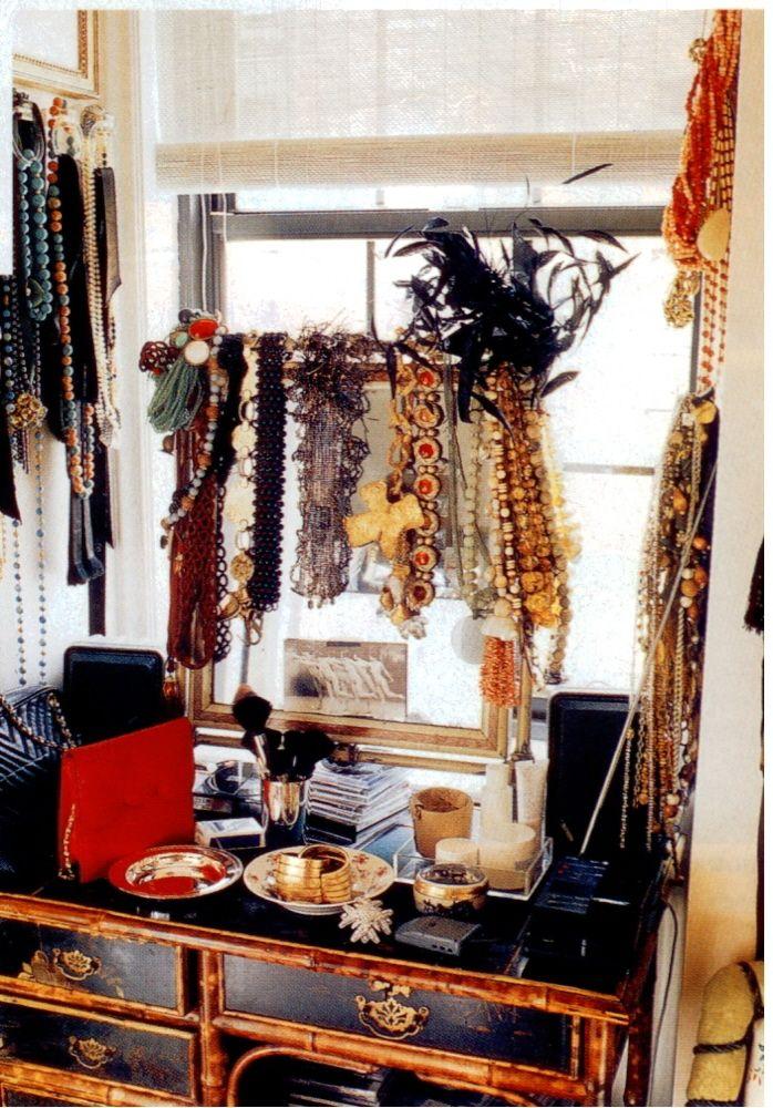 In The Dressing Room Of Nan Kempner Closets Pinterest