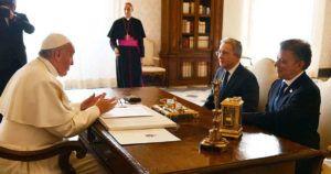 Timochenko envió carta al Papa Francisco