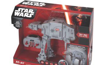 [Angebot] Star Wars: AT-AT U-Command mit Fernbedienung für 77