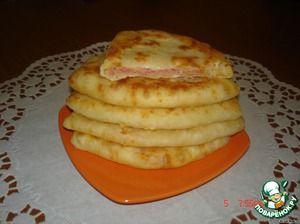 Сырные лепешки за 5 минут Эти лепешки - как палочка-выручалочка на все случаи, с любой начинкой и без нее.