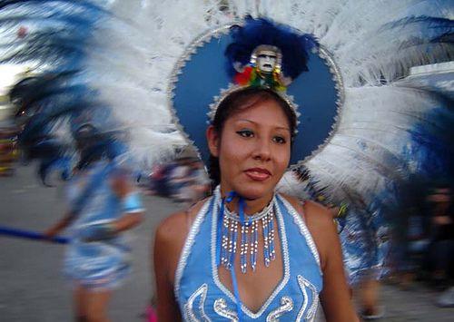Con la Fuerza del Sol. Carnaval andino Arica Chile. #arica Foto Gerardo Espíndola.