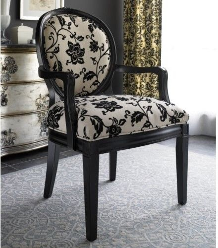 Superior Hammary Jenice Accent Chair Traditional Chairs