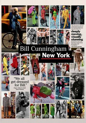 Bill Cunningham New York (2010) Living simply and using a bicycle to get around New York, 80-year-old photographer Bill Cunningham tirelessly records what people are wearing in the city -- both out on the sidewalk and in the salons of the wealthy.This Man, Fashion Watches, Street Fashion, New York Cities, Fashion Street Style, Ny Style, Anna Wintour, Billcunningham, Bill Cunningham