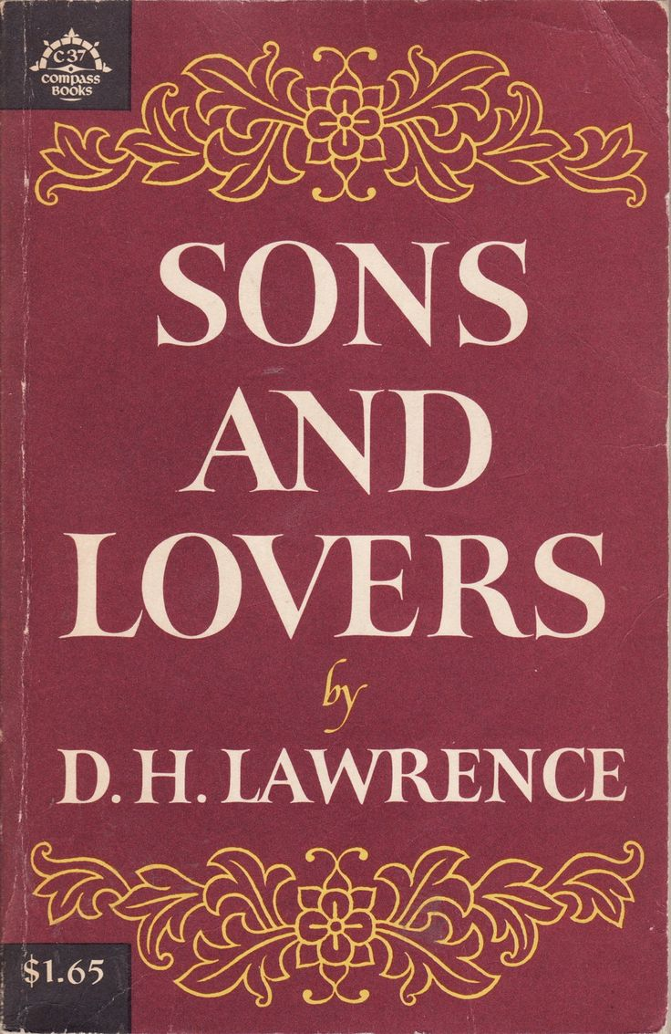 Items Similar To Sons And Lovers  D Lawrence On Etsy