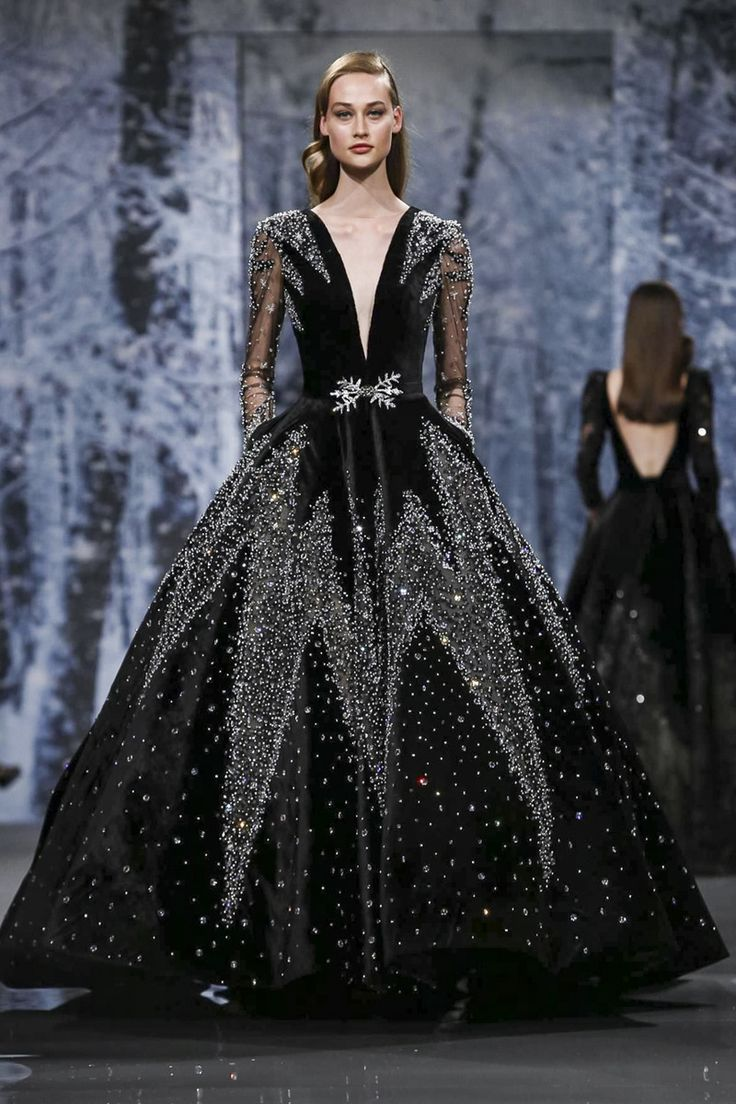 zealous4fashion: Ziad Nakad Couture Fall 2017 Collection 1 / 3