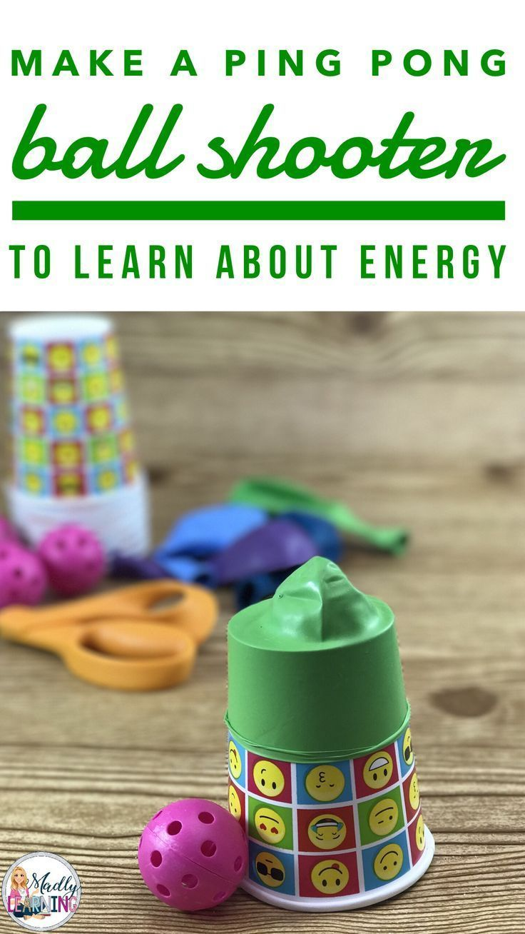 Students will learn how potential and kinetic energy work through this simple and engaging experiment. Click the link to get this and more energy activities that meet the grade 5 conservation of energy unit.