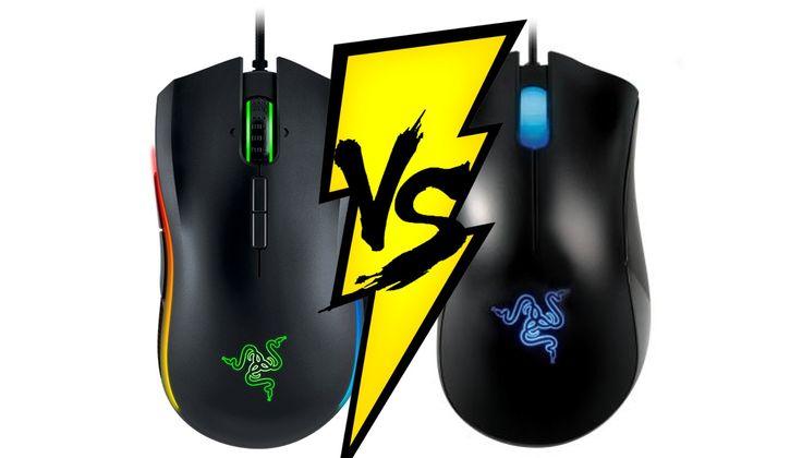 #razer #gaming mouse