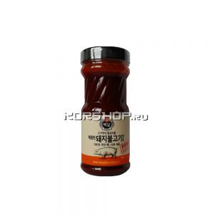 """Корейский соус-маринад для свинины """"Пулькоги"""" CJ 840 г купить"""