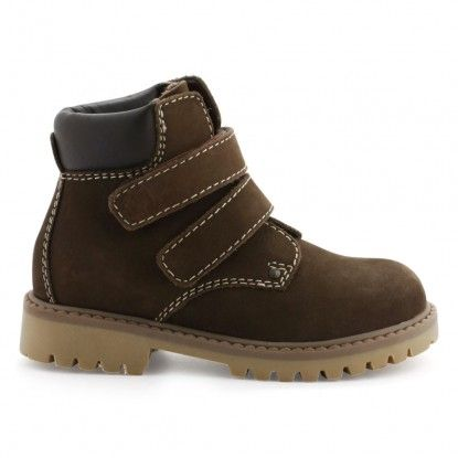 Zapatos azules Trappeur infantiles ffYel