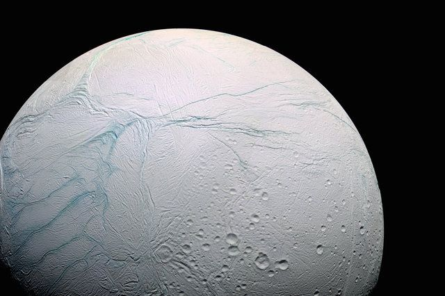 Watery ocean discovered within small moon of Saturn