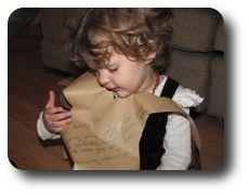 Send a hug in an envelope!