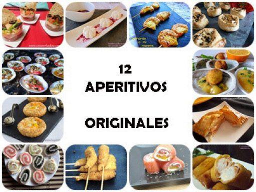 116 best tapas y pinchos images on pinterest parties - Tapas originales frias ...
