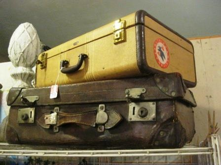 vintage suitcases @ facebook.com/magnoliaandwillow